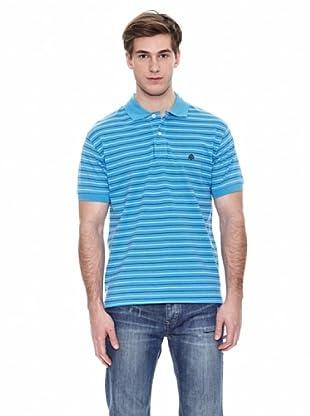 Springfield Polo Rayas (Azul)