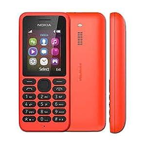 Nokia 130 (Dual SIM, Red)