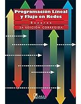 Programacion lineal y flujo en redes / Linear Programming and Network Flows