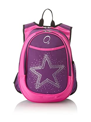 O3 Kid's All-in-One Pre-School Backpacks with Integrated Cooler (Rhinestone Star)
