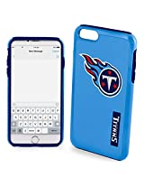 Forever Collectibles - Licensed NFL Cell Phone Case for Apple iPhone 6/6s - Retail Packaging - Tennessee Titans