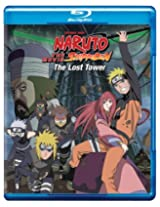 Naruto Shippuden The Movie: The Lost Tower (BD) [Blu-ray]