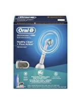 Oral-B Professional Healthy Clean + Floss Action Precision 5000 Rechargeable Electric Toothbrush (Packaging May Vary)