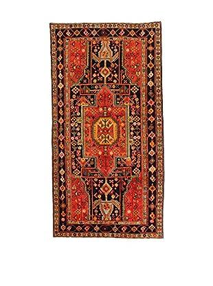 L'Eden del Tappeto Teppich Tuyserkan rot/mehrfarbig 287t x t148 cm