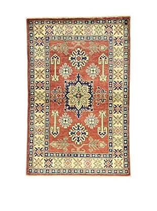 Eden Teppich   Uzebekistan 100X152 mehrfarbig