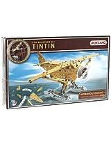 Mecccano Tintin Sea Plane