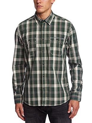 Selected Camisa Hombre Citrus (Verde)