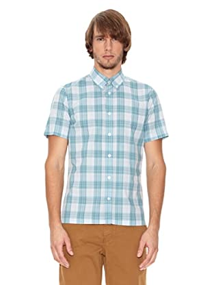 Ben Shermann Camisa Vichy Yonathan (Azul)