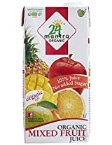 24 Mantra Organic Mixed Fruit Juice