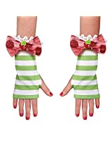 Disguise 84459 Strawberry Shortcake Child Glovettes Costume Child