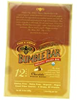 BumbleBar Chocolate Peanut Butter, 1.4-Ounce Bars, 12 Count