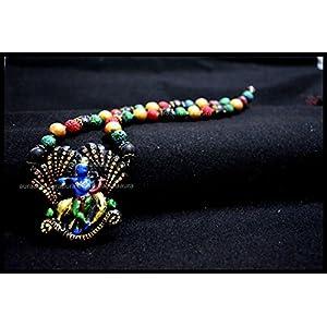 AUrA-EArTH Venugopalam 2 Necklace
