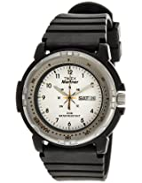 Timex Sports Analog White Dial Men's Watch - MH24
