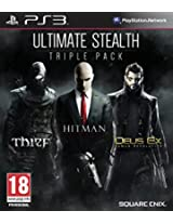 Ultimate Stealth Pack: Hitman, Thief, Deux Ex