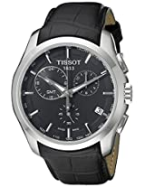 Tissot Chronograph Black Dial Men's Watch - T0354391605100