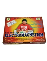 Electromagnetism Activity Kit . Do It Yourself . Working Model . Educational Learning Toy . School Project . Magnetism Science Activity Kit . Gift for Students . DIY .