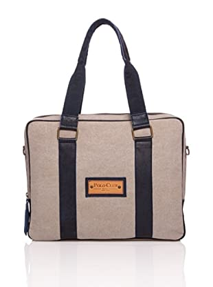 Polo Club Aktentasche Utah 30x38x12 cm (Beige)
