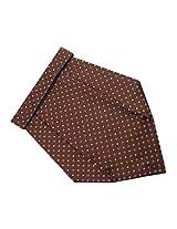 Brown Cravat Leonardi