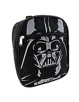 Star Wars 10 inch Mini Backpack (Darth Vader Black)