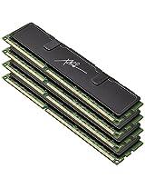 PNY XLR8 16GB (4 x 4GB) DDR3 1866MHz (PC3 15000)240-pin CAS CL9  Quad Channel Desktop Memory Module Kit- MD16384K4D3-1866-X10