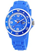 Ice-Watch Analog Blue Dial Women's Watch - SUN.NBE.S.S.13