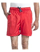 Nu9 Shorts (2024-3) - XX-Large: Red