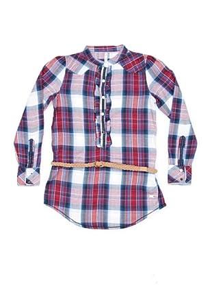 New Caro Camisa Chorreras (rubor)