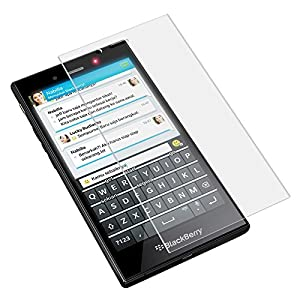 Generic Blackberry Z3 High Quality Ultra Clear Screen Guard Scratch Guard Protector
