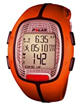 Polar RS 300X NA1/APA C1 Sports Watch (Orange)