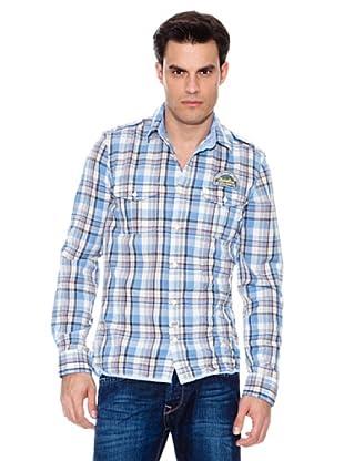 Pepe Jeans London Camisa Eddy (Azul)