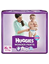 Huggies Wonder Pants Extra Large Diapers (16 Count)