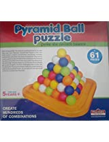 Pyramid Ball Puzzle Playmate 61 pieces