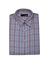 Blog Men's Multi (Color) Full Sleeve Formal Shirt-FS35