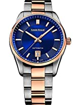 Louis Erard Analog Blue Dial Men Watch - 69101AB75.BMA21