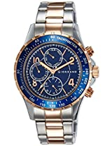 Giordano Analog Blue Dial Men's Watch - A1004-77