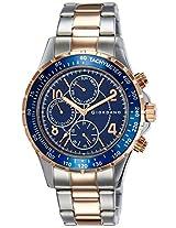 Giordano Analog Blue Dial Men's Watch - A1004-77