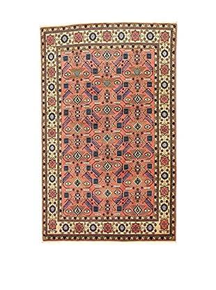 L'Eden del Tappeto Teppich Ardebil rot/mehrfarbig 310t x t190 cm