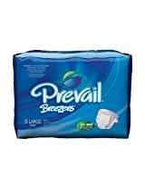 Prevail Breezers Adult Diapers - Large (18 Count)