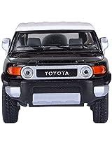 KINSMART Toyota Fj Cruiser- Black