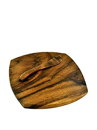Acaciaware Tapered Chopping Board with Spreader