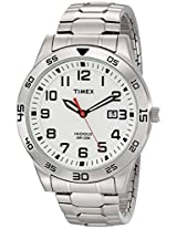 Timex Style Expansion Analog White Dial Men's Watch - TW2P614006S