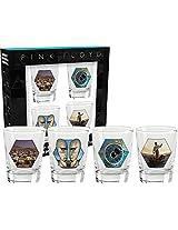 Aquarius Pink Floyd Series 2 Shot Glass Set
