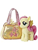 Aurora World My Little Pony Fluttershy Cutie Mark Carrier