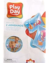 Play Day Mermaid Armbands Floaties Ages 3 6