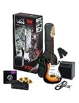 Gewa Music GmbH E-Guitar Vgs Rc-100 Guitar Pack 3-Tone Sunburst