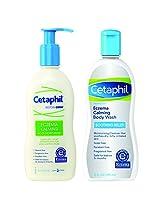 Cetaphil Restoraderm Eczema Calming Body Wash & Restoraderm Eczema Calming Body Moisturizer