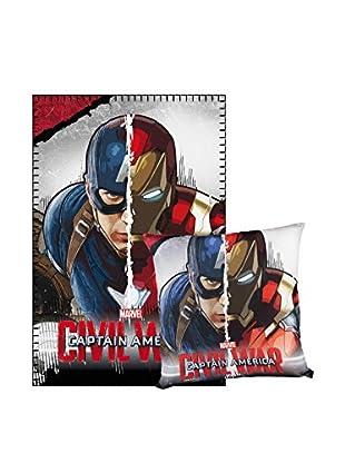 CAPITAN AMERICA Manta Capitán América