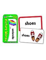 Trend Enterprises Inc. Pocket Flash Cards Picture 56 Pk (Set Of 12)
