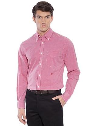 Hackett Camicia Quadri (Rosso/Bianco)