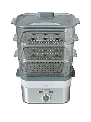 Kenwood Cocedor al vapor FS620 2000 W 3 cestas rectangulares apilables 12 L